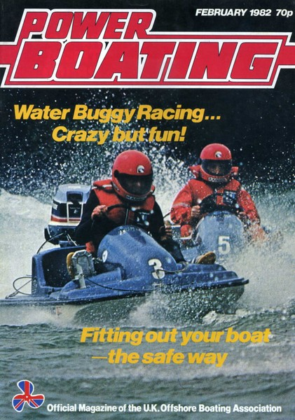 Power Boating Magazine Fast On Water 2018